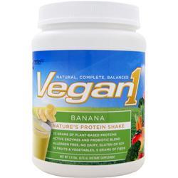 NUTRITION 53 Vegan1 Banana 1.5 lbs