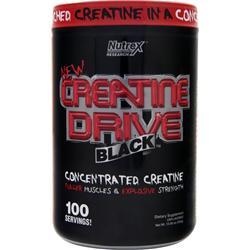 Nutrex Research Creatine Drive Black 300 grams