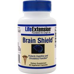 LIFE EXTENSION Brain Shield 60 vcaps