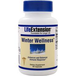 Life Extension Winter Wellness 60 caps