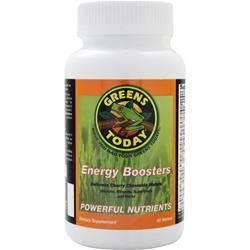 NATURE'S ANSWER Green's Today Energy Boosters 60 wafrs