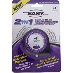 Accufitness BMI Easy Measure 1 unit