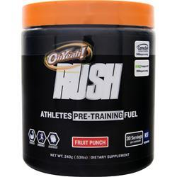 ISS RESEARCH Oh Yeah! Rush Fruit Punch 240 grams