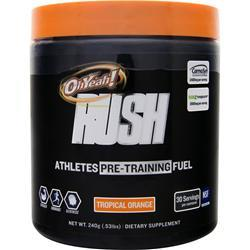 ISS RESEARCH Oh Yeah! Rush Tropical Orange 240 grams