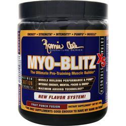 RONNIE COLEMAN Myo-Blitz XS Fruit Punch Fusion 240 grams