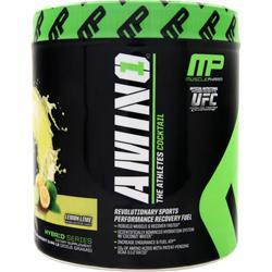 MUSCLE PHARM Amino 1 Lemon Lime .44 lbs