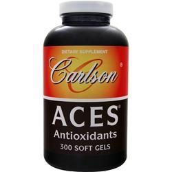CARLSON ACES - Vitamins A, C, E plus Selenium 300 sgels