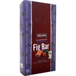 NATURE'S BAKERY Fig Bar Blueberry (12TwinPacks) 24 bars