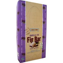 Nature's Bakery Fig Bar Vanilla Fig (12TwinPacks) 24 bars