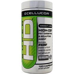 CELLUCOR Super HD - Weight Loss 120 caps