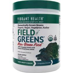Vibrant Health Field of Greens 15.03 oz