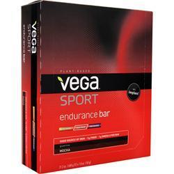 VEGA Vega Sport - Endurance Bar Mocha 12 bars