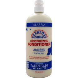 ALAFFIA Everyday Shea - Moisturizing Conditioner Unscented 32 fl.oz