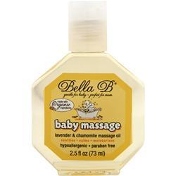 BELLA B Baby Massage 2.5 fl.oz