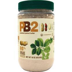 BELL PLANTATION PB2 - Powdered Peanut Butter 16 oz