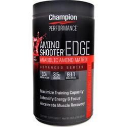 Champion Nutrition Amino Shooter EDGE Fruit Punch 392 grams