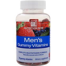 NUTRITION NOW Men's Gummy Vitamins 70 gummy