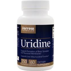 JARROW Uridine 60 caps