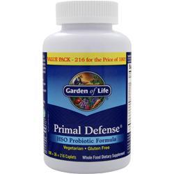Garden Of Life Primal Defense 216 caps