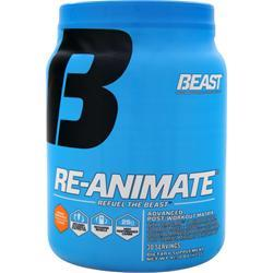 BEAST SPORTS NUTRITION Re-Animate Orange Creamsicle 1173 gr