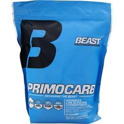 BEAST SPORTS NUTRITION Primocarb Unflavored 1176 grams
