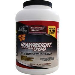 CHAMPION NUTRITION Heavyweight Gainer 900 Cookies & Cream Shake 7 lbs