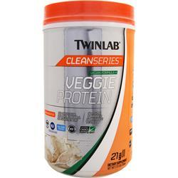 TwinLab Clean Series - Veggie Protein Very Vanilla 1.75 lbs