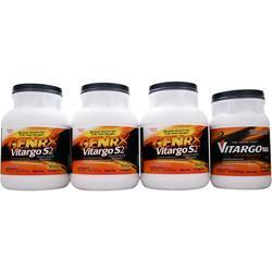 Genr8 Vitargo S2 (Buy 3 4.2lb get 1 3lb Free) Natural Tropical Fruit 15.66 lbs