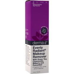 DERMA-E Evenly Radiant Makeup Remover 4 fl.oz
