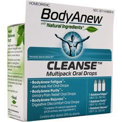 HEEL BodyAnew Cleanse (formerly Detox-Kit) 3 bttls