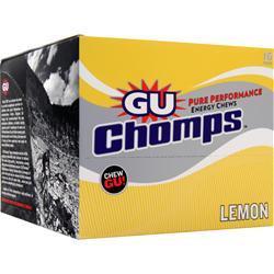 GU Chomps Lemon 16 pckts
