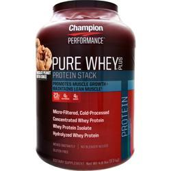 Champion Nutrition Pure Whey Plus Chocolate PB Cookie 4.8 lbs