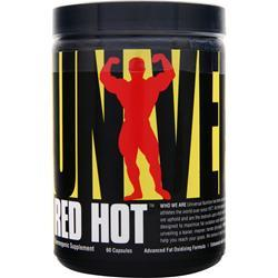 UNIVERSAL NUTRITION Red Hot 60 caps