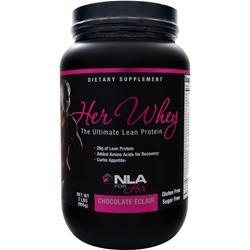 NLA FOR HER Her Whey Chocolate Eclair 2 lbs