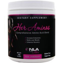 NLA FOR HER Her Aminos Pink Lemonade 240 grams