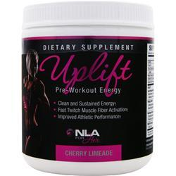NLA FOR HER Uplift - Pre Workout Energy Cherry Limeade 300 grams