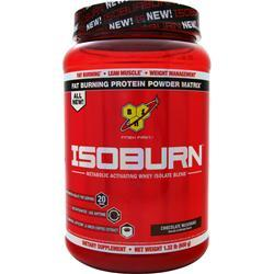 BSN Isoburn - Metabolic Activating Whey Isolate Blend Chocolate Milkshake 600 grams