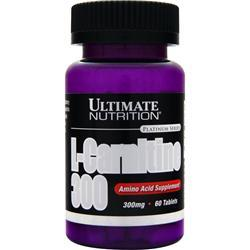 ULTIMATE NUTRITION L-Carnitine 300 60 tabs