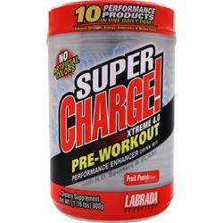 LABRADA Super Charge! Xtreme 4.0 Fruit Punch 800 grams