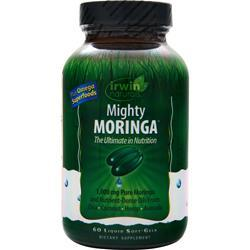 IRWIN NATURALS Mighty Moringa 60 sgels