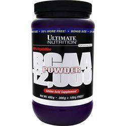 ULTIMATE NUTRITION BCAA Powder 12,000 Unflavored 400 grams