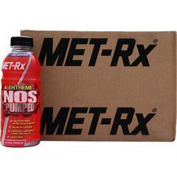 MET-RX Extreme NOS Pumped Nitro Punch 12 bttls