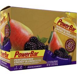 POWERBAR Performance Energy Blends Pear Blackberry 6 pckts