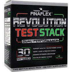 Finaflex Revolution Test Stack - Dual Performance 1 kit
