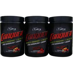 IFORCE Conquer - Buy 2 get 1 Free Punch/Rasp.Lemonade 819 grams