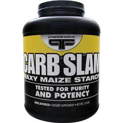 PRIMAFORCE Carb Slam Unflavored 5.95 lbs