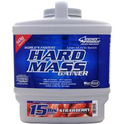 Inner Armour Hard Mass Gainer - Lean Muscle Series Strawberry 15 lbs