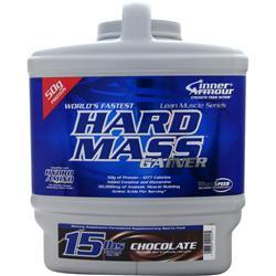 Inner Armour Hard Mass Gainer - Lean Muscle Series Chocolate 15 lbs