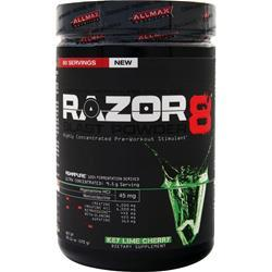 ALLMAX NUTRITION Razor8 Blast Powder Key Lime Cherry 570 grams