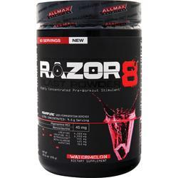 ALLMAX NUTRITION Razor8 Blast Powder Watermelon 570 grams